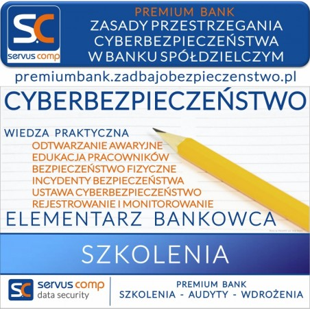 ZASADY PRZESTRZEGANIA CYBERBEZPIECZEŃSTWA W BANKU SPÓŁDZIELCZYM