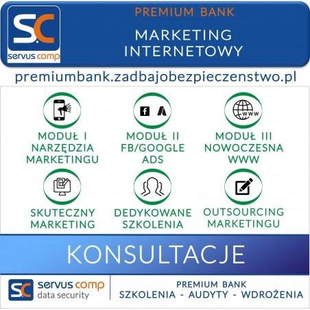 MARKETING INTERNETOWY W BANKU SPÓŁDZIELCZYM
