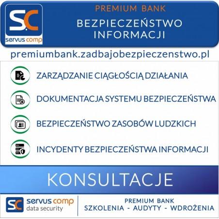 BEZPIECZEŃSTWO INFORMACJI W BANKU